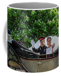 The Royal Wedding Harry Meghan Coffee Mug