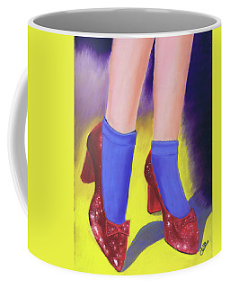 The Ruby Slippers Coffee Mug