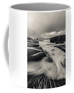 The Rush Of The North Sea Coffee Mug