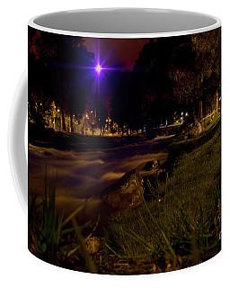 Coffee Mug featuring the photograph The Rushing Rio Tomebamba IIi by Al Bourassa