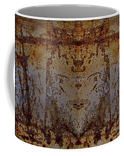 The Rusted Feline Coffee Mug