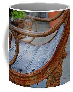 The Rusty Bench Coffee Mug