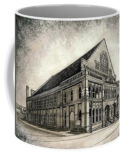 The Ryman Coffee Mug by Janet King