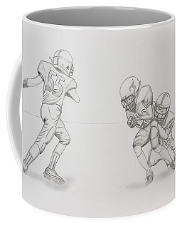 The Sack Coffee Mug by Chris Thomas