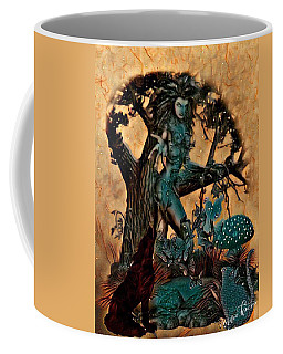 The Sacred Waters Coffee Mug by Vennie Kocsis