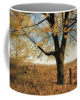 The Sad Maple Tree Coffee Mug