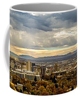 The Salt Lake Valley 2016 Coffee Mug