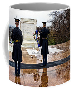 The Salute Coffee Mug