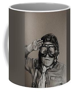 The Salute Coffee Mug