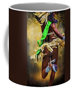 Coffee Mug featuring the photograph The Samba Dancer by Chris Lord