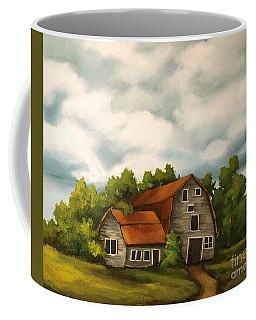 The Same Old Barn Coffee Mug