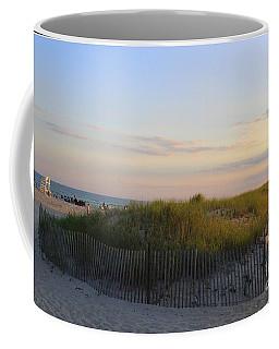 The Sand Dunes Of Long Island Coffee Mug