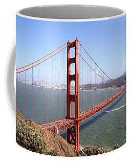 The San Francisco Golden Gate Bridge 7d14507 Coffee Mug