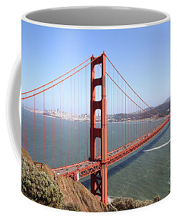 The San Francisco Golden Gate Bridge 7d14507 Coffee Mug