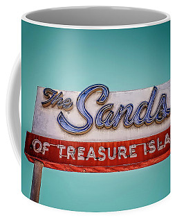 The Sands Coffee Mug by Jerry Golab