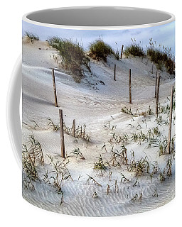The Sands Of Obx Hdr II Coffee Mug