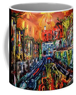 The Sangria Jug Coffee Mug