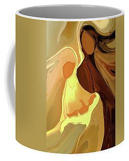 The Saviour Is Born By V.kelly Coffee Mug