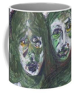The Scarf Coffee Mug