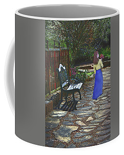 The Scent Of Flowers Coffee Mug