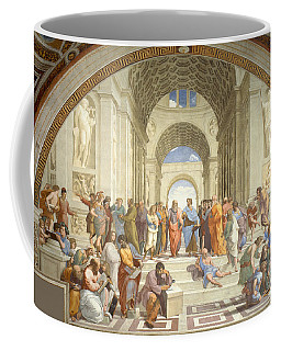 The School Of Athens, Raphael Coffee Mug