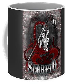 The Scorpion Scorpio Spirit Coffee Mug