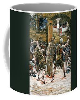 The Scourging Coffee Mug