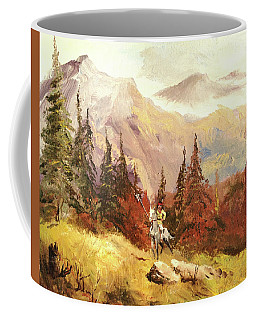 The Scout Coffee Mug