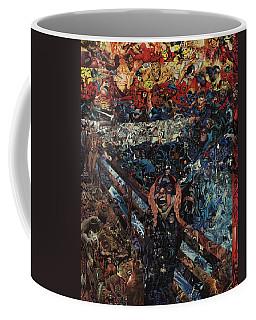 The Scream After Edvard Munch Coffee Mug