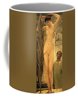 The Sculptor's Model Coffee Mug