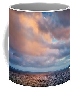 The Sea At Peace Coffee Mug