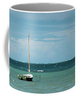 The Sea Calls My Name Coffee Mug