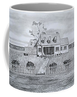The Sea Captains House  Coffee Mug