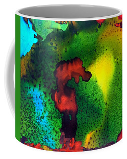 The Sea Horse Standoff Coffee Mug