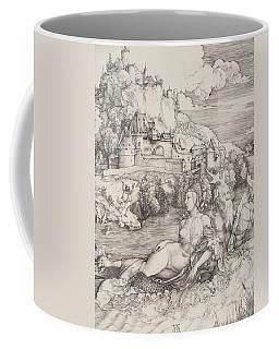 The Sea Monster Coffee Mug