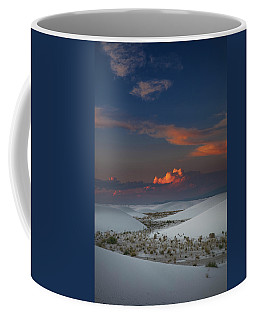 The Sea Of Sands Coffee Mug