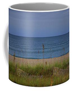 The Sea Shore Line Coffee Mug
