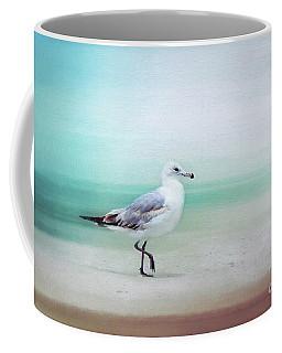 The Seagull Strut Coffee Mug
