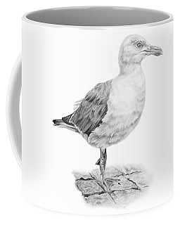 The Seagull Strut Coffee Mug