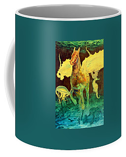The Seahorse Coffee Mug