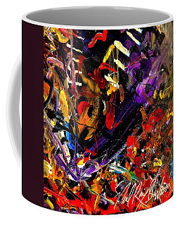 The Search Stops Here Coffee Mug