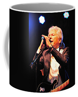 Coffee Mug featuring the photograph The Searcher's Sensational Singer by Mike Martin