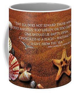 The Sea's Reward 2016 Coffee Mug