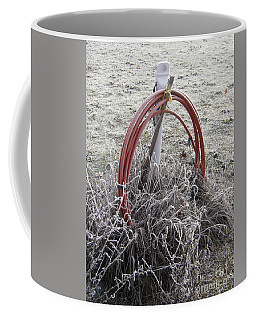 The Seasons Go Round And Round Coffee Mug by Marie Neder