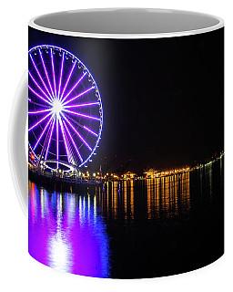 The Seattle Ferris Wheel Coffee Mug