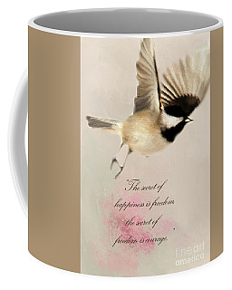 Coffee Mug featuring the photograph The Secret by Darren Fisher
