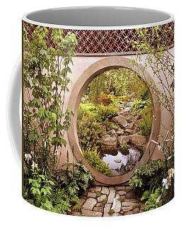 The Secret Garden Coffee Mug by Jessica Jenney