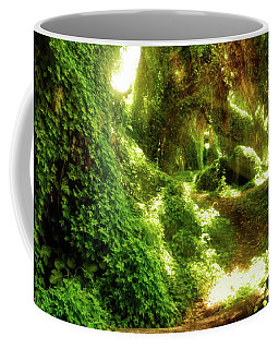 The Secret Garden, Perth Coffee Mug by Dave Catley