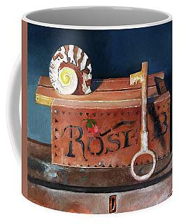 The Secret To Saving Nature Coffee Mug by Catherine Twomey