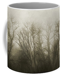 The Secrets Of The Trees Coffee Mug